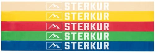 Sterkur® stretchloops  paars/mega zware weerstand