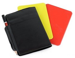 Optimum Referee Cards