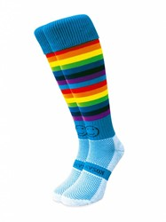WackySox Double Rainbow  Multi - 41-46