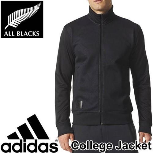 Adidas College Jacket  zwart - L