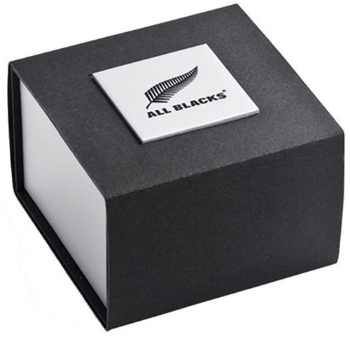 All Blacks All Blacks Armband Rope zilver-2