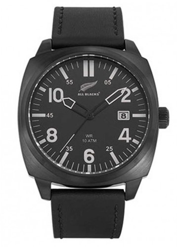 All Blacks horloge