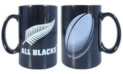 All Blacks Drink beker  Zwart - 250 ml
