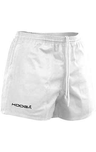 Kooga Murrayfield Short  Wit - XXXL