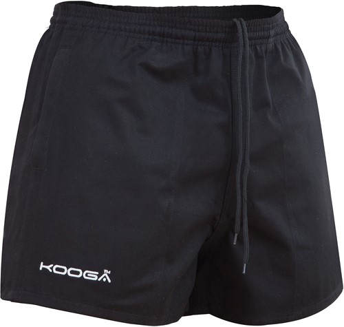 Kooga Murrayfield Short  Zwart - XS