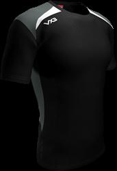 Novus T-Shirt BLK/DGREY/WHT