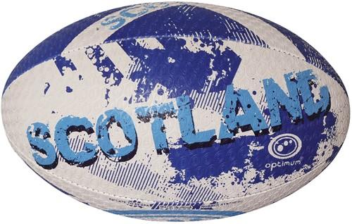 Optimum rugbybal Schotland maat 4