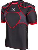 Gilbert shoulderpads Xp 300 Black/Red L