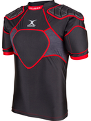 Gilbert shoulderpads Xp 300 Black/Red Xl