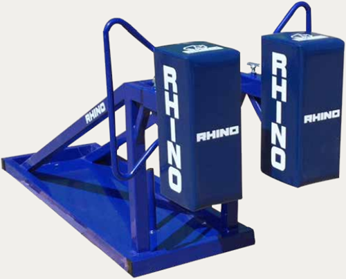 One Man Scrum Machine Blue ONE SIZE