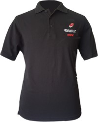 Bingham Cup 2018 Official Polo shirt black pique