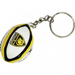 Gilbert rugbybal sleutelhanger La Rochelle