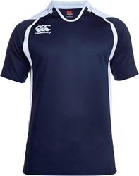 Challenge rugbyshirt Navy/White 2XL