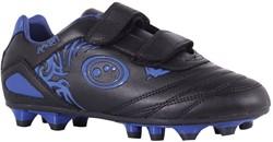 Optimum rugbyschoenen met klittebandsluiting Blauw