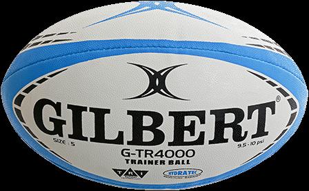 Gilbert rugbybal G-Tr4000 Blue - maat 3