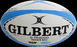 Gilbert rugbybal G-Tr4000 Blue - maat 4