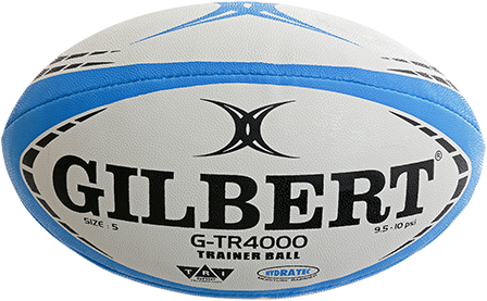 Rugbybal training G-Tr4000 Blauw maat 4