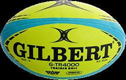 Gilbert rugbybal G-Tr4000 Fluoro - maat 4