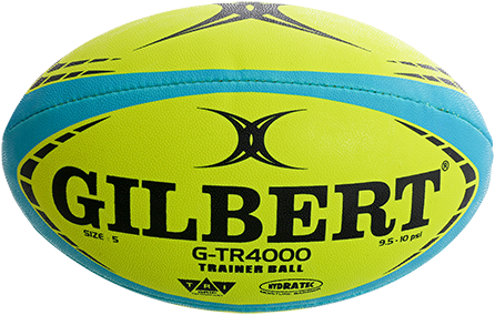 Rugbybal training G-Tr4000 Fluoro maat 4