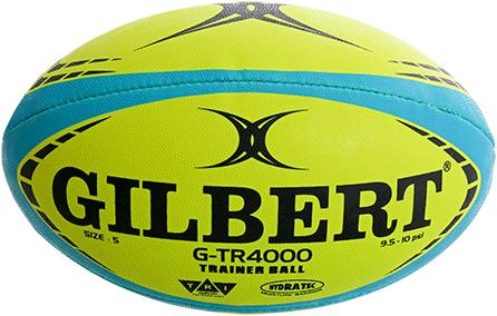 Rugbybal training G-Tr4000 Fluoro maat 5