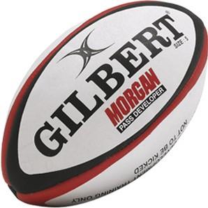 Rugbybal MORGAN PASS DEVELOPER MAAT 5 bal weegt 1 kg
