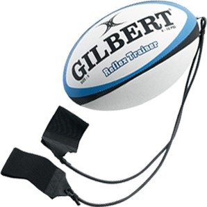 Rugbybal training Reflex Catch Trainer maat 5