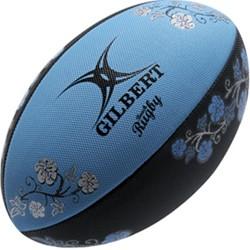 Gilbert rugbybal beach Blauw - maat 4