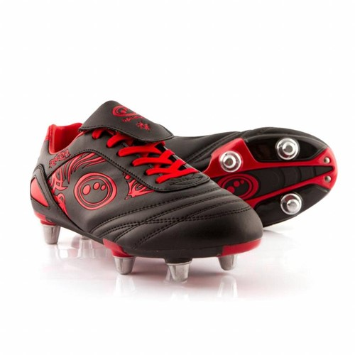 Optimum rugbyschoenen Razor Rood - EUR42 UK 8