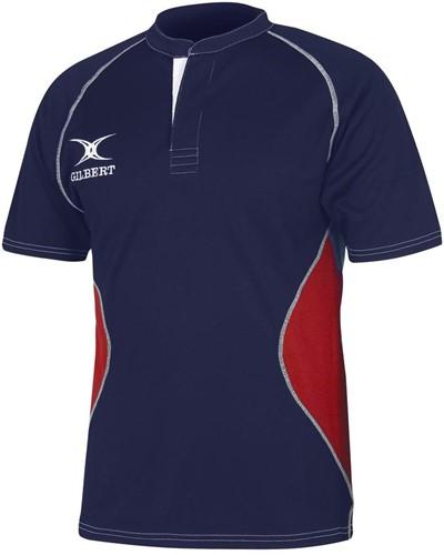 Gilbert rugbyshirt Xact II