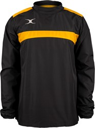 Photon Mens Warm Up Zwart & Goud Front maat S