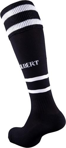 Gilbert rugbysokken zwart maat 41-46