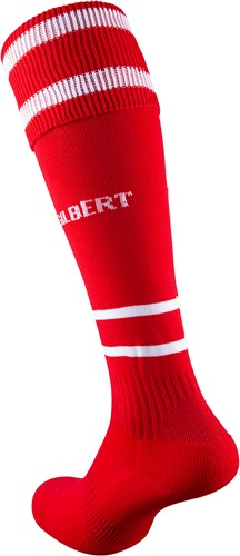 Gilbert Sock Training Ii Red Jun 3-6