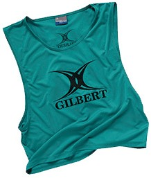 Gilbert BIB POLYESTER GREEN BOYS