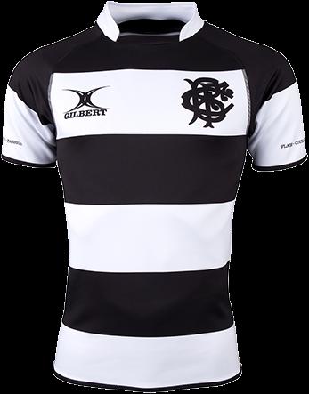Barbarians Pro premium rugbyshirt / game shirt tight