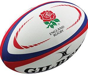 Gilbert rugbybal Replica Engeland