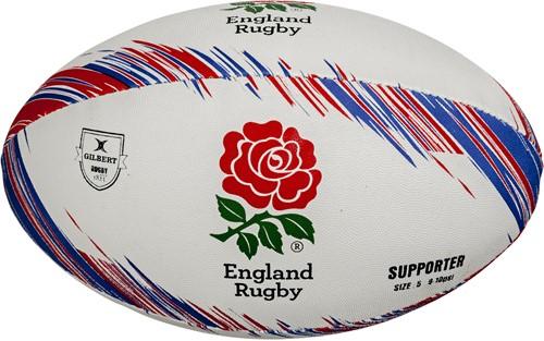Rugbybal Supporter Engeland maat 4