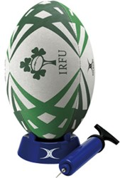 Gilbert Rugby Starterspack Ierland Groen 4 Starterspack Ierland