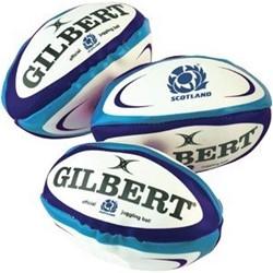 Gilbert Jongleer ballen Schotland (per 3)  Blauw - Mini