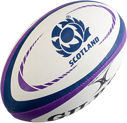 Bal supporter Schotland maat 4