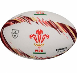 Gilbert rugbybal Wales - Mini