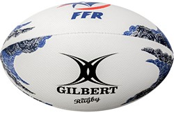 Gilbert rugbybal Beach France