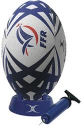 Gilbert Rugby Starterspack Frankrijk  Blauw - 4