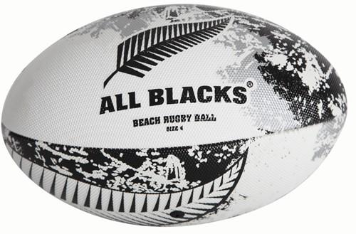 Gilbert rugbybal Beach Nieuw Zeeland maat 4