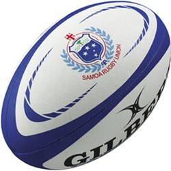 Gilbert Ball Supporter Samoa Sz 5