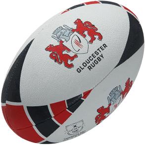 Gilbert rugbybal  Supporter Gloucester Sz 4