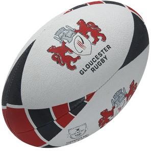 Gilbert rugbybal Supporter Gloucester Sz 5