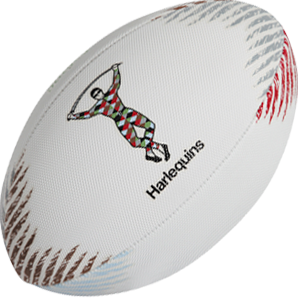 Harlequins beachbal mt 4