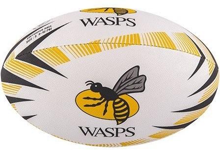 Gilbert rugbybal Supp Wasps Sz 5