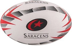 Gilbert rugbybal Saracens Supporterbal - maat 5