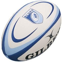 Gilbert Rugbybal Cardiff Blues  Blauw - maat 5